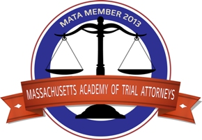 Member of Massachusetts Academy of Trial Attorneys