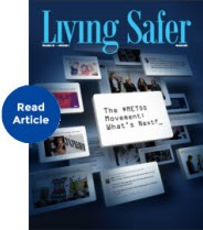 Living Safer Volume 10 Edition 1: The #METOO Movement: What's Next